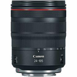 Canon RF 24-105mm f/4 L IS USM standardni objektiv zoom lens 24-105 f4 4.0 (2963C005AA) - EOS R CASHBACK