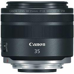 Canon RF 35mm f/1.8 IS STM Macro širokokutni objektiv fiksne žarišne duljine prime lens 35 F1.8 1.8 (2973C005AA)