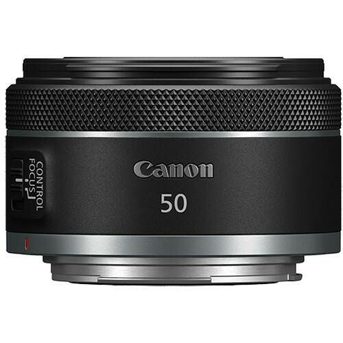 Canon RF 50mm f/1.8 STM objektiv (4515C005AA)
