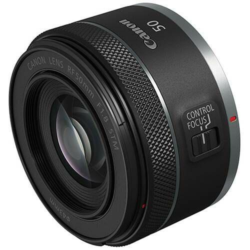 Canon RF 50mm f/1.8 STM objektiv (4515C005AA) - EOS R CASHBACK