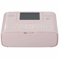 Canon Selphy CP1300 Pink PK EU20 rozi termosublimacijski instant foto printer (2236C002AA) - CASH BACK promocija povrat novca u iznosu 110 kn