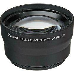Canon TC-DC58E predleća telekonverter za objektive s 58mm navojem filtera Tele-Converter (6926B001AA)
