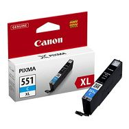 Canon tinta CLI-551C XL, cijan