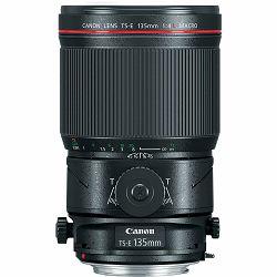 Canon TS-E 135mm f/4 L Macro tilt shift objektiv 135 f/4L f4 4.0 f4.0 prime lens (2275C005AA)