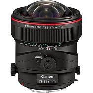 Canon TS-E 17mm f/4 L tilt shift objektiv TS 17 F/4.0 4.0 F4 1:4,0 (3553B005AA)