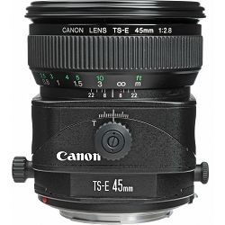 Canon TS-E 45mm f/2.8 tilt shift objektiv lens TS 45 2.8 1:2,8 (2536A019AA)