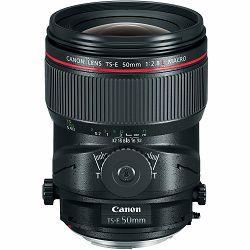 Canon TS-E 50mm f/2.8 L Macro tilt shift objektiv 50 f/2.8L f2.8 2.8 prime lens (2273C005AA)