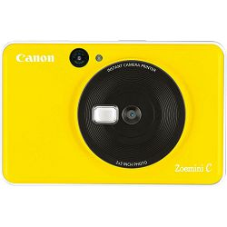 Canon Zoemini C Bumblebee Yellow Instant fotoaparat s trenutnim ispisom fotografije (3884C006AA)
