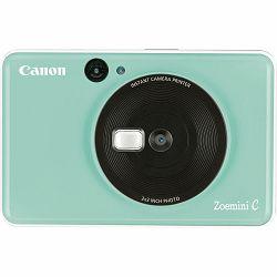Canon Zoemini C Mint Green Instant fotoaparat s trenutnim ispisom fotografije (3884C007AA)