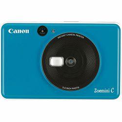 Canon Zoemini C Seaside Blue Instant fotoaparat s trenutnim ispisom fotografije (3884C008AA)