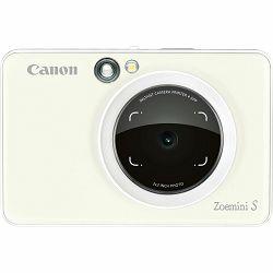 Canon Zoemini S Pearl White Instant fotoaparat s trenutnim ispisom fotografije (3879C006AA)
