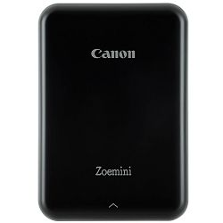 Canon Zoemini Zink Mini Mobile Photo Printer Black Slate Gray (3204C005AA)