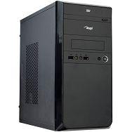 Case Micro ATX Akyga AK203BK black w/o PSU