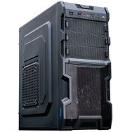 Case Midi ATX Gamer Akyga AKY003BL colorFan/12cm 1xUSB3.0 w/o PSU