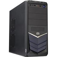 Case Midi ATX Gamer Akyga AKY004BK colorFan/12cm w/o PSU