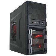 Case Midi ATX Gamer Akyga AKY001BR colorFan/12cm w/o PSU
