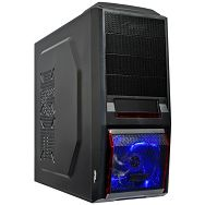 Case Midi Gamer ATX Akyga AKY005BL w/o PSU