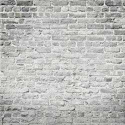 Click Props Background Vinyl with Print Brick White 1,52x1,52m studijska foto pozadina s grafikom