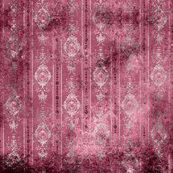 Click Props Background Vinyl with Print Distressed Wallpaper Pink 1,52x1,52m studijska foto pozadina s grafikom