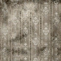 Click Props Background Vinyl with Print Distressed Wallpaper Grey 1,52x1,52m studijska foto pozadina s grafikom