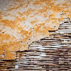 Click Props Background Vinyl with Print Bamboo Wall 1,52x1,52m studijska foto pozadina s grafikom