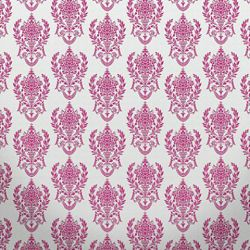 Click Props Background Vinyl with Print Damask2 W Pink 1,52x1,52m studijska foto pozadina s grafikom