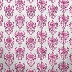 Click Props Background Vinyl with Print Damask2 W Pink 1,52x1,52m studijska foto pozadina s grafikom