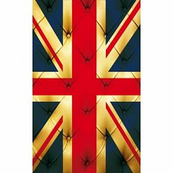 Click Props Background Vinyl with Print Union Jack Buttons 1.52x2.44m studijska foto pozadina s grafikom