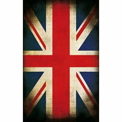Click Props Background Vinyl with Print Union Jack 1.52x2.44m studijska foto pozadina s grafikom
