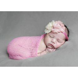 Click Props Newborn Cheese Cloth Apricot APCC foto pribor za fotografiju beba