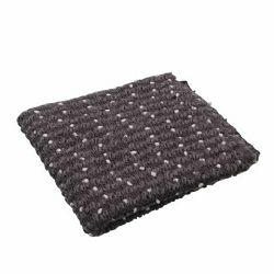 Click Props Newborn Grey Tweed Layer Wrap GTLW 44x77cm foto pribor za fotografiju beba