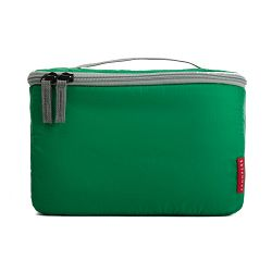 Crumpler The Inlay Zip Pouch S new green TIZP-S-004 camera accessories - internal unit