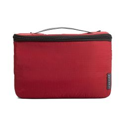 Crumpler The Inlay Zip Pouch S red TIZP-S-002 camera accessories - internal unit