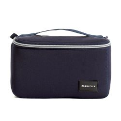 Crumpler The Inlay Zip Protection Pouch S sunday blue TIZPP-S-002 camera accessories - internal unit