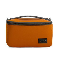 Crumpler The Inlay Zip Protection Pouch S burned orange TIZPP-S-003 camera accessories - internal unit