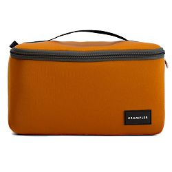 Crumpler The Inlay Zip Protection Pouch M burned orange TIZPP-M-003 camera accessories - internal unit