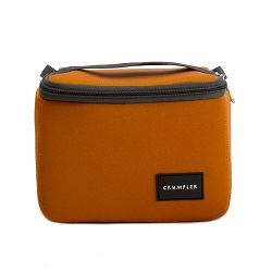Crumpler The Inlay Zip Protection Pouch XS burned orange TIZPP-XS-003 camera accessories - internal unit