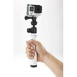 Cullmann Cross CX125 Tripod Mount Adapter + Long Thumb Knob Screw Bolt za akcijske kamere GoPro HERO (41125)
