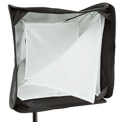 Cullmann CUlight SB 4040 Softbox KIT 40x40cm + adapter za baterijske hot shoe bljeskalice (61990)
