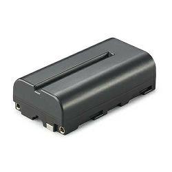 Cullmann CUpower BA 2000S NP-F550 2000mAh 7.2V baterija za Sony, Atomos, Aputure s NP-Fxxx prihvatom Lithium battery (67230)