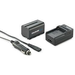 Cullmann CUpower BA 4400S KIT NP-F750 4400mAh 7.2V baterija i punjač za Sony, Atomos, Aputure s NP-Fxxx prihvatom Lithium battery (67331)