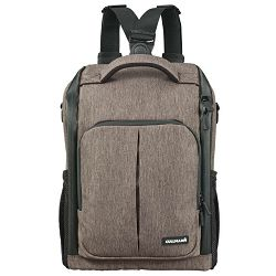 Cullmann Malaga CombiBackPack 200 Brown smeđi ruksak za fotoaparat objektive i foto opremu (90461)