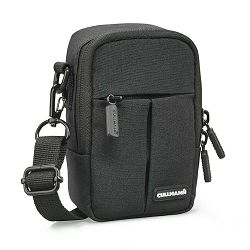 Cullmann Malaga Compact 400 Black crna torbica za kompaktni fotoaparat 70x120x50mm 90g (90240)