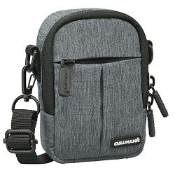Cullmann Malaga Compact 400 Grey siva torbica za kompaktni fotoaparat 70x120x50mm 90g (90245)
