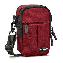 Cullmann Malaga Compact 400 Red crvena torbica za kompaktni fotoaparat 70x120x50mm 90g (90242)