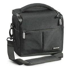 Cullmann Malaga Vario 400 Black crna torba za DSLR fotoaparat i foto opremu 150x135x95mm 258g (90300)
