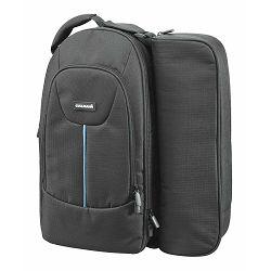 Cullmann Panama CrossPack 200+ Black crni ruksak za fotoaparat i foto opremu Sling Bag + dodatna torba za stativ (93781)