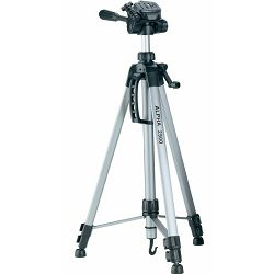 Cullmann Alpha 2500 165cm 2.5kg tripod tronožac stativ za fotoaparat s 3-Way Head glavom