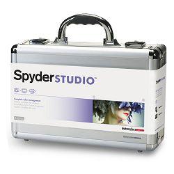 Datacolor Spyder STUDIO complete color calibration solution kompletan set za kalibraciju monitora i printera Spyder4ELITE SpyderPRINT SpyderCUBE (SDSSR40DRVP)