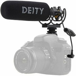 Deity V-Mic D3 Supercardioid On-Camera Shotgun Microphone with Rycote Suspension